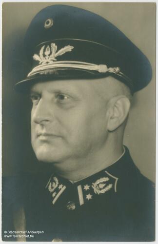 Portrait of Jozef De Potter