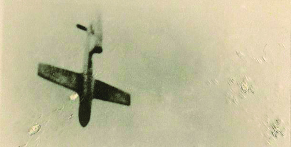 Bombing raids and V-weapons on Antwerp